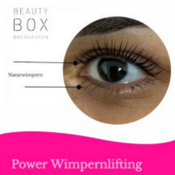 Power Wimpernlifting